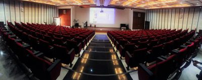 auditorium damar Telkom University